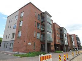 A spacious one-bedroom apartment in good condition in Järvenpää. (ID 8787), Ярвенпяа (рядом с городом Metsäkylä)