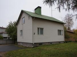 One-bedroom apartment for two in Lintuvaara, Espoo (ID 885), Эспоо