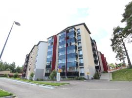 A cozy two-bedroom apartment for five persons in Kaivoksela, Vantaa. (ID 9102)