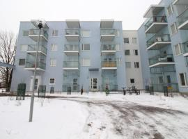A stylish two-bedroom apartment in Koivuhaka, Vantaa, with great traffic connections. (ID 9110)