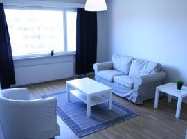 Two bedroom apartment in Rauma, Sepänkatu 5 (ID 9626), Раума (рядом с городом Laitila)