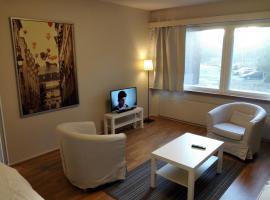 Two bedroom apartment in Rauma, Sepänkatu 5 (ID 9628), Раума (рядом с городом Laitila)
