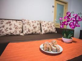 Family Apartment, Sfântu-Gheorghe