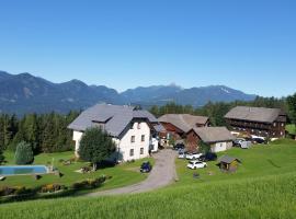 Pension Barzaunerhof, Fresach (Feistritz an der Drau yakınında)