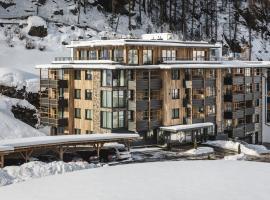 Valentin Design Apartments, Sölden