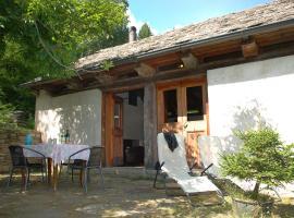 Holiday Home La Stalla (Comfort), Acquarossa