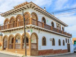 Hostel Villa Cabreros, Los Corrales (рядом с городом Martín de la Jara)