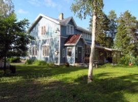 Holiday Home Villa blå, Gädda