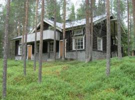 Holiday Home Kangastus a, Suomutunturi (рядом с городом Paloperä)
