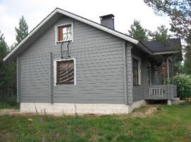 Holiday Home Mäntyaho, Karvonen (рядом с городом Anetjärvi)