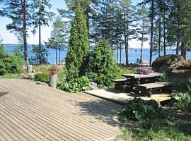 Holiday Home Mansikkaniemi, Stensnäs (рядом с городом Силтакюла)