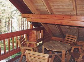 Holiday Home Cape ally, biskopsö, Науво (рядом с городом Kirjais)