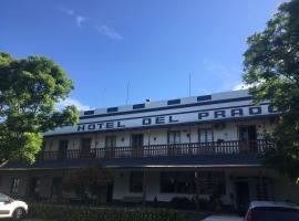 Hotel del Prado, Colonia Suiza