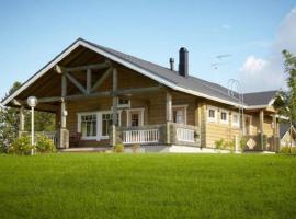 Holiday Home Niittyleinikki, Karttula (рядом с городом Tervo)
