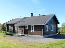 Holiday Home Ahomansikka, Karttula (рядом с городом Tervo)