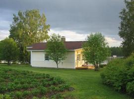 Holiday Home Talluksen tähti, Karttula (рядом с городом Tervo)