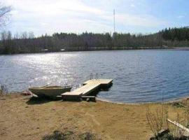 Holiday Home Mustikka, Röylä (рядом с регионом Vihti)