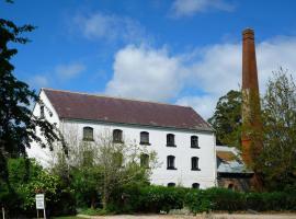 Bowerbank Mill B&B, Deloraine (Westbury yakınında)