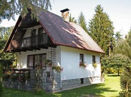 Holiday Home Střížov, Dolní Stropnice (Velešín yakınında)