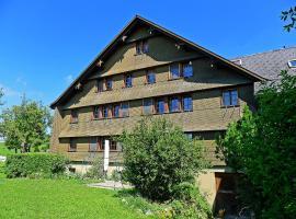 Apartment Brunnen, Mosnang (Fischingen yakınında)