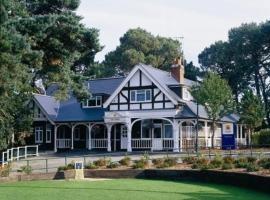 The Lodge At Meyrick Park Guest House
