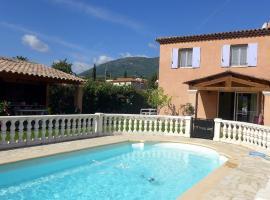 Villa Les Plans, Carros