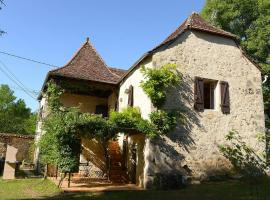 Holiday Home LA QUERCYNE, Lissac et Mouret (Near Figeac)