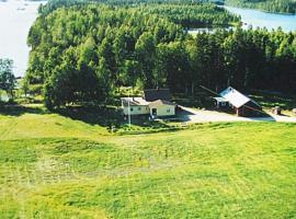Holiday Home Välijoki, Luotajärvi (рядом с городом Niinimäki)