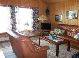Holiday Home Laavuslaakso, Kantala (рядом с городом Vehmaskylä)