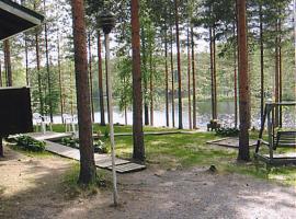 Holiday Home Aittolahti 1, rimpilän lomamökit, Hopsu (рядом с городом Haavisto)