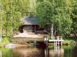 Holiday Home Särkiaho, Pohjavaara (рядом с городом Paltamo)