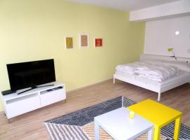 Apartment Sportzentrum 01.50