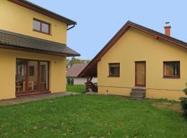 Villa Ve Dvorku, Zásada (Pěnčín yakınında)