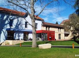 Appart'Hotel Parc Johan, Chauffailles (рядом с городом Ranchal)