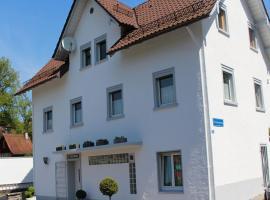 Ferienwohnungen im Ortskern von Lindau