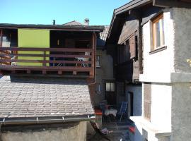Holiday Home Casa dei Nonni, Anzonico (Lavorgo yakınında)