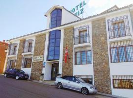 Hotel Ruiz, Cañamero (рядом с городом Гвадалупе)