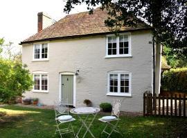 Oast Barn Cottage, Faversham (рядом с городом Ньюнам)