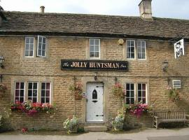 The Jolly Huntsman, Chippenham
