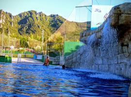 Camping Iratxe Ciudad de Vacaciones, Ayegui