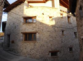 Casa rural La Sabina, Fortanete (рядом с городом Villarroya de los Pinares)