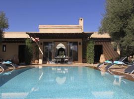 Villa DOMOLIV by Sejour Maroc, Marrakech