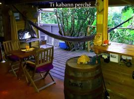 Ti Kabann Perchée