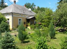 Liget Vendégház, Kerkafalva (рядом с городом Alsószenterzsébet)
