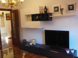 Apartamento Pitusa, Кускуррита-де-Рио-Тирон (рядом с городом Тревиана)
