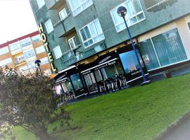 Hotel a Barquina