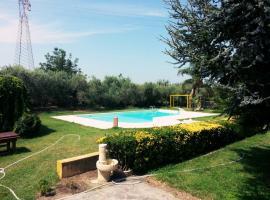 house relax, San Filippo del Mela (Santa Lucia del Mela yakınında)
