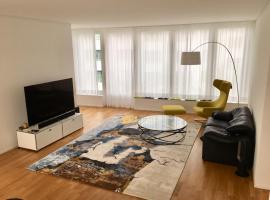 Spacious City-Apartment