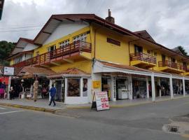 Pousada Miniférico, Campos do Jordão (Emílio Ribas yakınında)