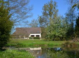 Le domaine des terres du thil, Canehan (рядом с городом Auquemesnil)